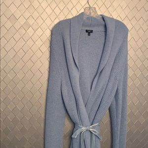 Womens sweater with Velvet bow Talbots PM